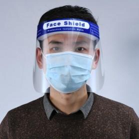 Visière de protection faciale